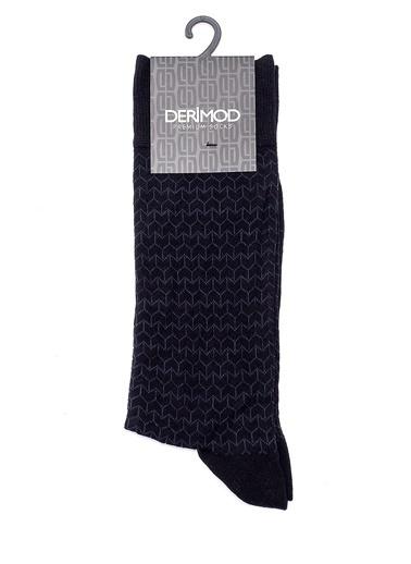 Derimod Erkek Çorap (Bdo) Casual Siyah